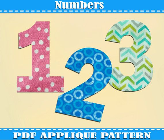 1000 images about patterns for girls on pinterest quilt for Number 1 birthday cake template