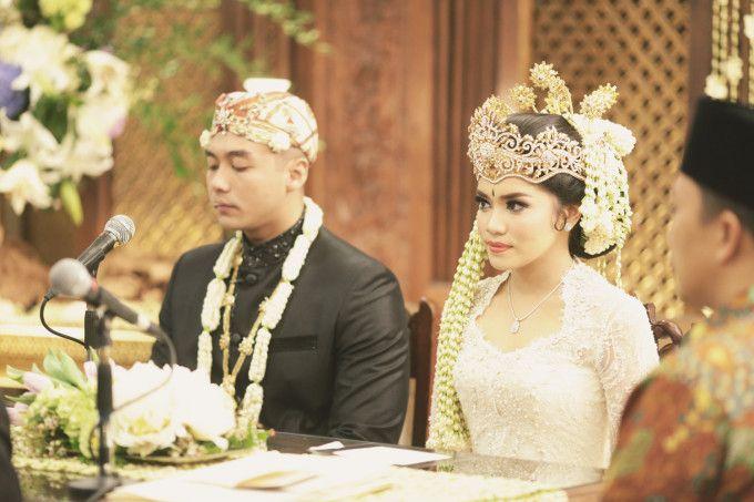The Wedding Of Diaz Baskara And Alexandra Asmasoebrata - 025