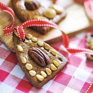 ~Recept - Speculaasmijters met noten - Allerhande~