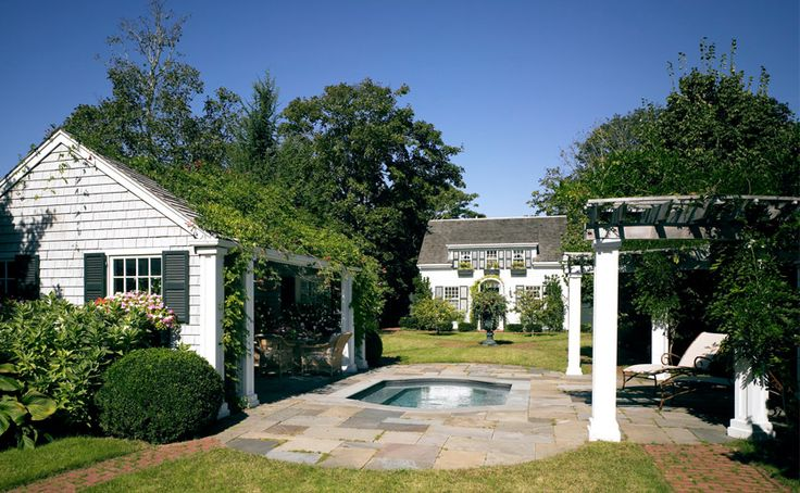 Pergolas Pool House Urns Flower Boxes Structures Pinterest Patrick O 39 Brian Pool Houses