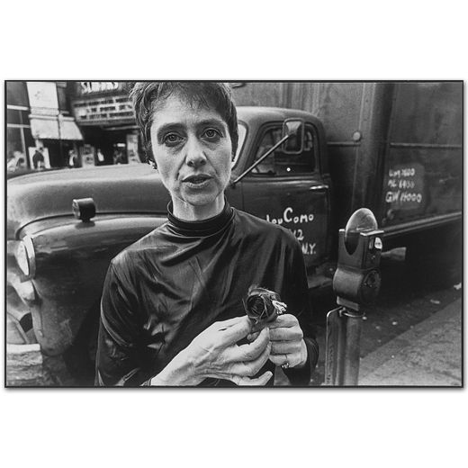 Diane Arbus, New York City, 1969, photo by Mary Ellen Mark- Portraits