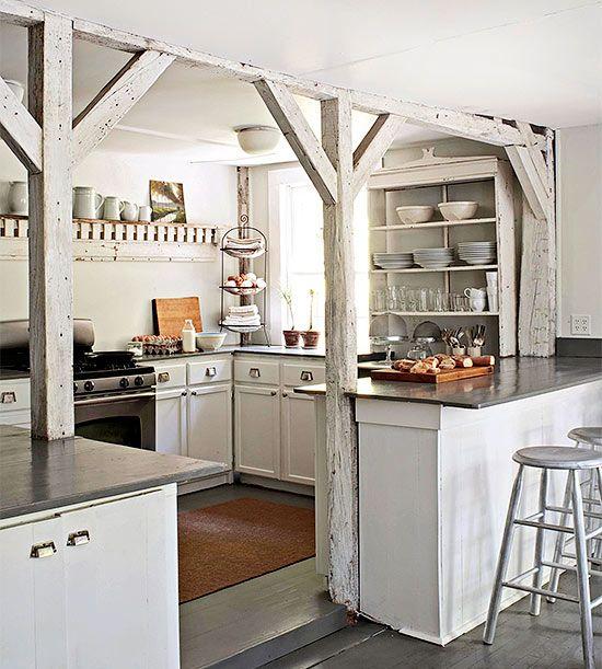 Qué bella cocina!