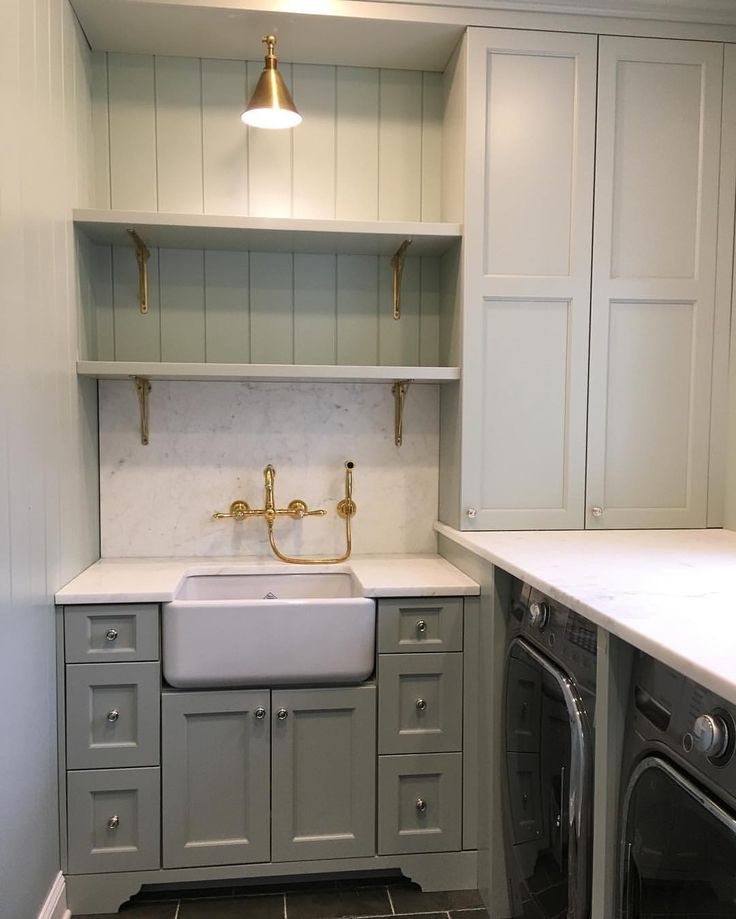 Laundry Room Pantry Ideas Benjamin Moore Antique White: 2899 Best Mud & Laundry Rooms Images On Pinterest