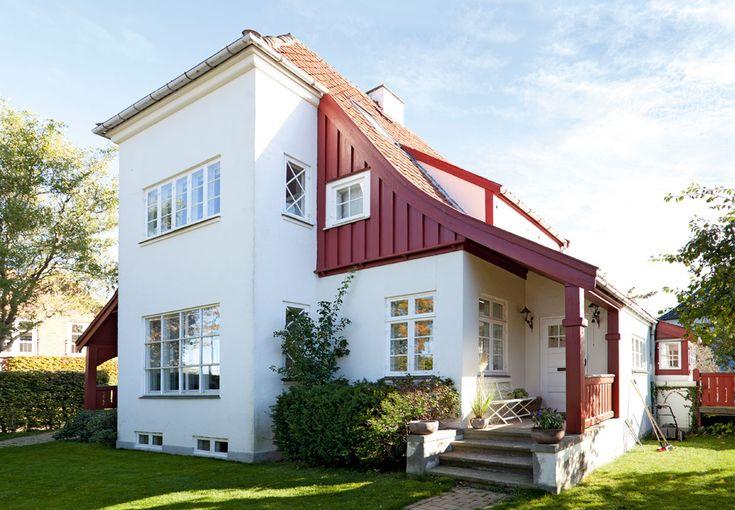 Billedresultat for terrasse klassisk villa