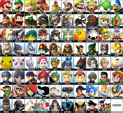 Super Smash Bros Wii U | Social Super Smash Bros 4 (Wii U/3DS) Topic