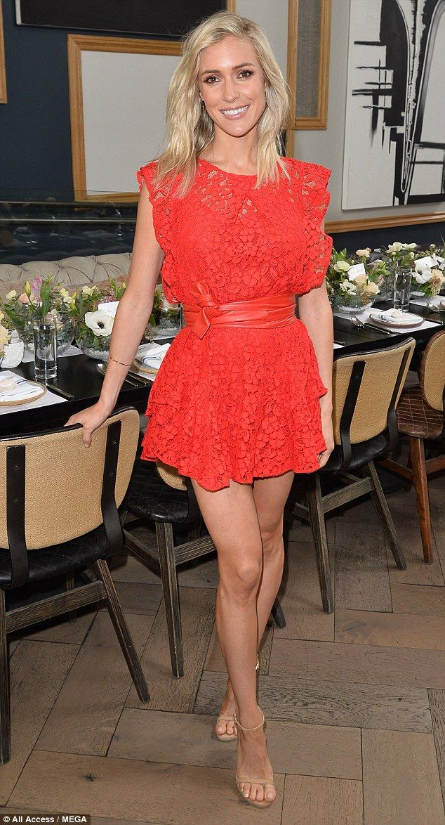 Hostess with the mostess! The wife to football player Jay Cutler, celebrated her spring launch with a lunch at Norah in West Hollywood on Thursday