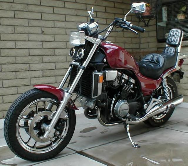 65 best motorcycles images on pinterest honda bikes honda 6 1986 v65 magna 1100cc of muscle bike only ousted by the v fandeluxe Choice Image