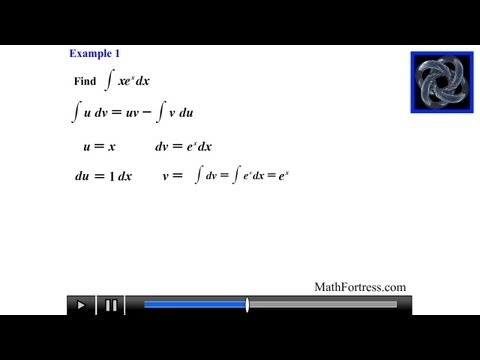 Calculus II: Integration By Parts (Level 2)
