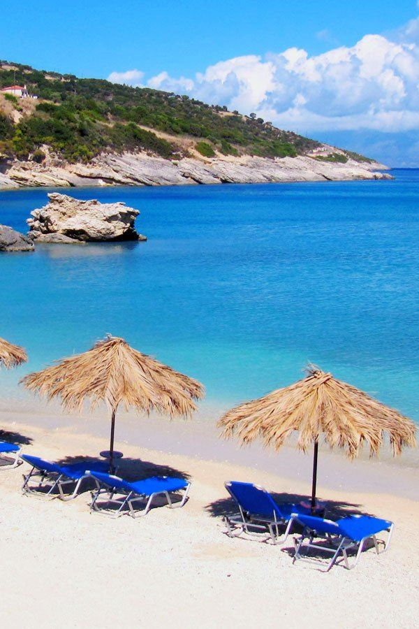 Xigia Beach, Zakynthos, Greece