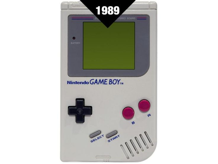 Nintendo Game Boy (1989) - Despite the Game Gear having a colour screen and the 16-bit Atari Lynx also being more powerful, the Game Boy's dual-pronged attack of Tetris and Mario, plus a longer battery life than its technically superior rivals thanks to the greenscale screen, meant Nintendo won the first handheld console battle.
