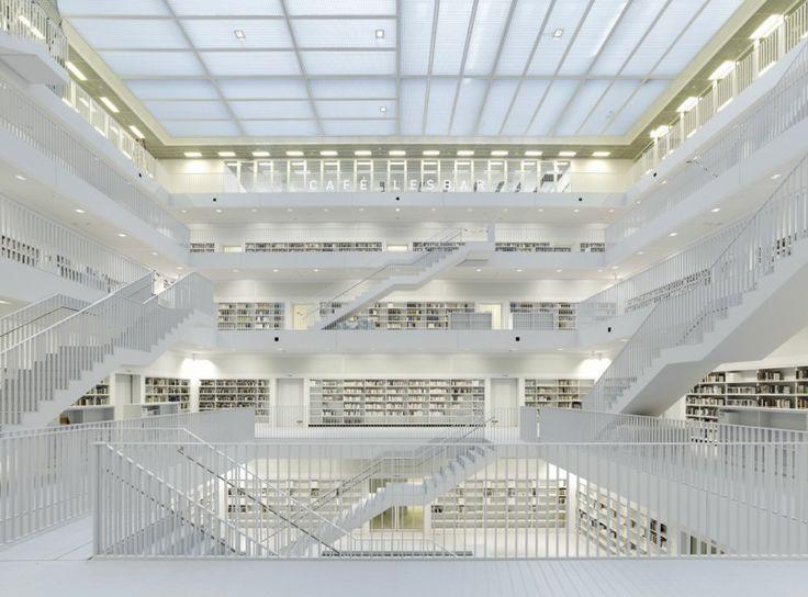 Biblioteca Pública de Stuttgart