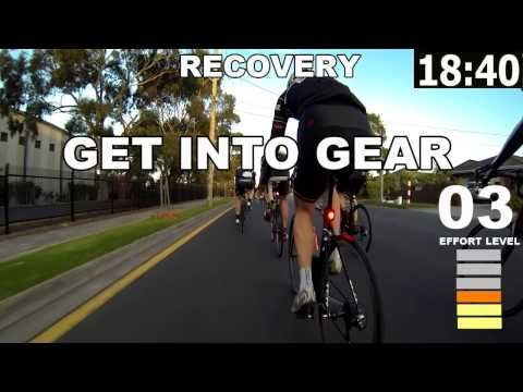 A little youtube turbo for free! 45 Minute Indoor Trainer Workout - YouTube