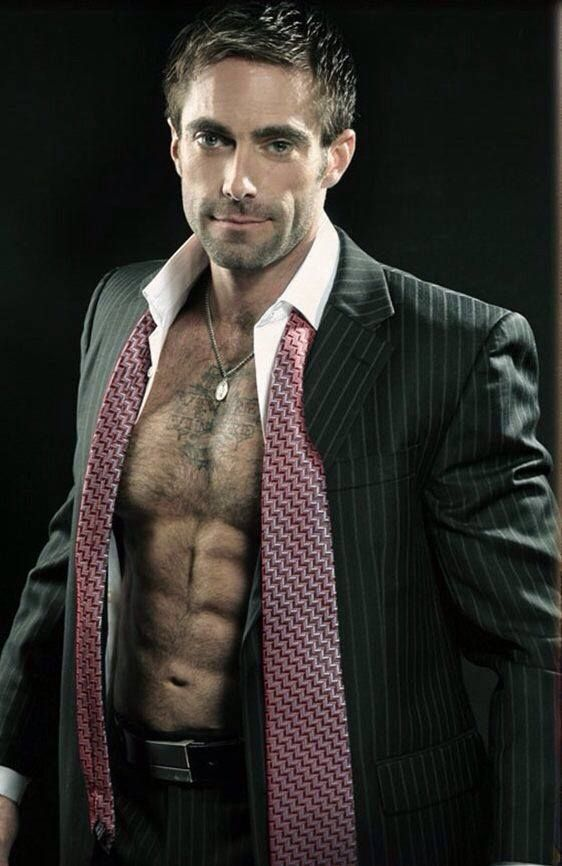 Sexy Gay Men In Suits 17
