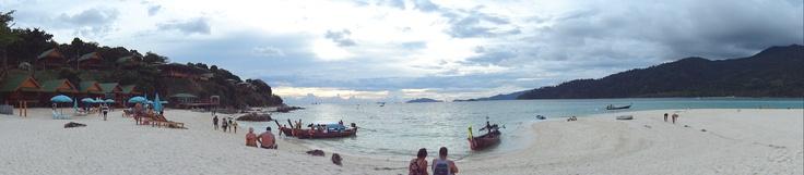 Lipe Island, Satun, Thailand