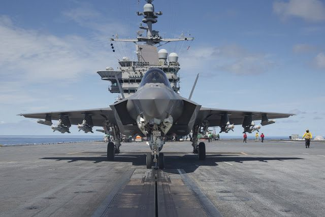 Military and Commercial Technology: Supersonic speeds could cause big problems for the F-35′s stealth coating