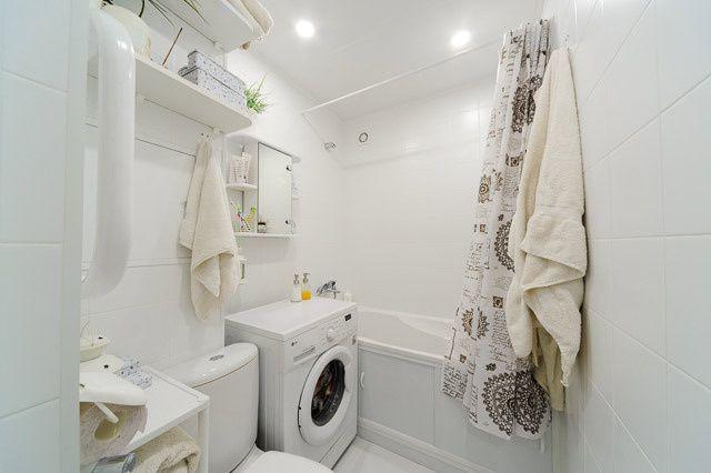 Bathroom/White colours