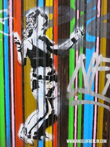 * Angel of Berlin: [explores...] Berlin - Street Art Tour & Graffiti Workshop