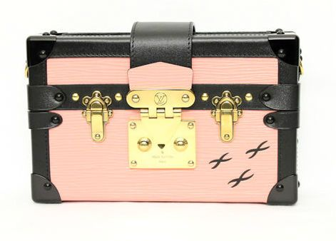 Catawiki online auction house: Louis Vuitton - Petite Malle Crossbody bag - Limited edition, Rare