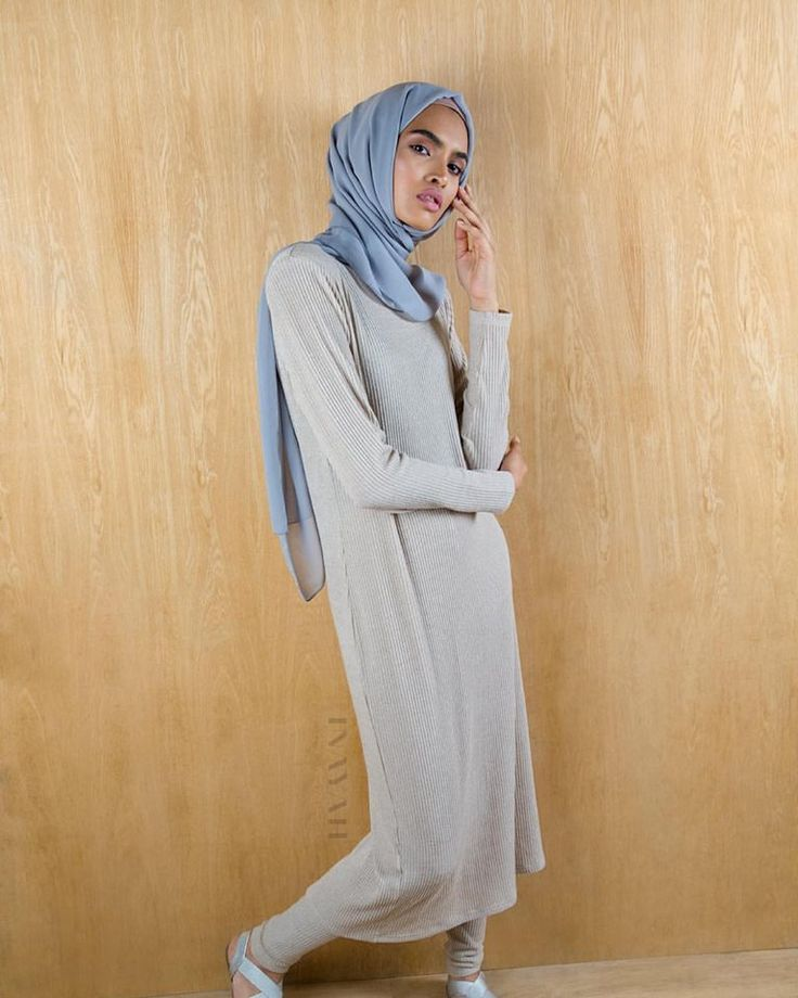 INAYAH | Stone Rib #Maxi With Leggings www.inayah.co