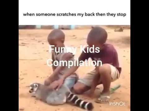 In case you missed it, here you go  Funny Kids humor https://youtube.com/watch?v=MFRllqqtn9M