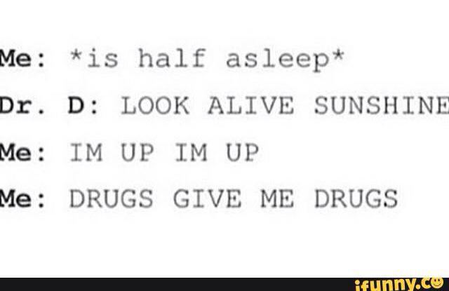 It's a song guys. I don't do drugs... I think. Does caffeine count? -Josiah