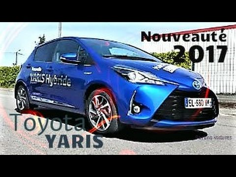 Parlons voitures L Viaud: Essai toyota Yaris 2017 le charme Made in France