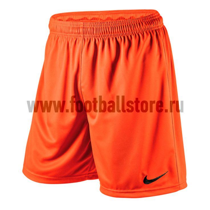 Nike Шорты Nike Park Knit Short nb wo/b 448224-815