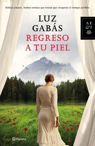 """Nova novel•la d'amor de l'autora de """"Palmeras en la nieve"""""""