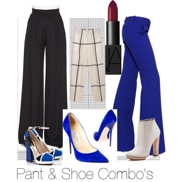 Pant & Shoe Combo's