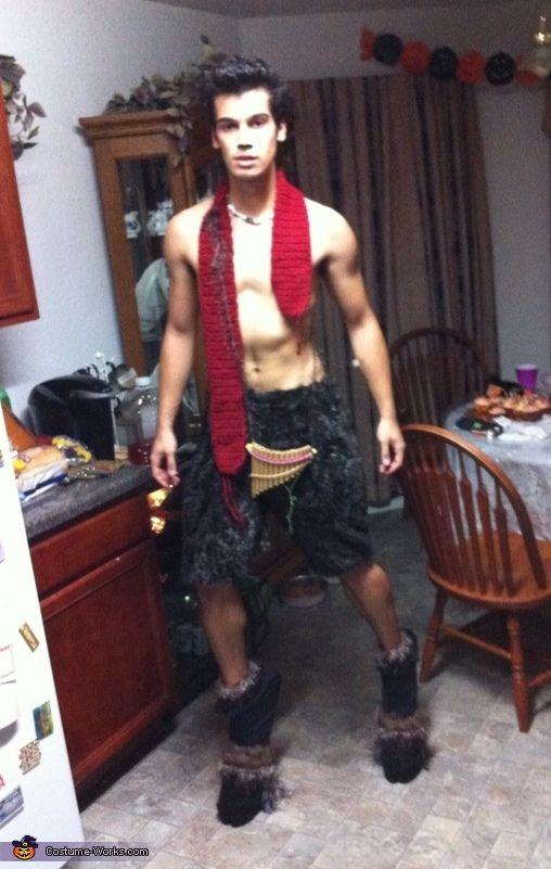 Satyr, Mr. Tumnus from Narnia - 2014 Halloween Costume Contest
