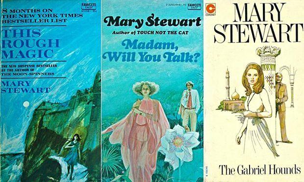 Romantic-suspense novelist Mary Stewart dies aged 97