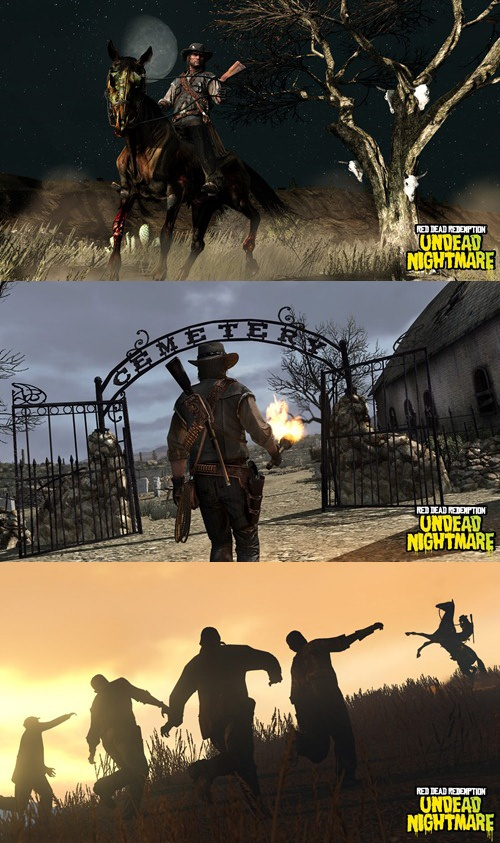 RE-PIN This Picture if I'm not the only Housewife/SAHM who likes to blow away Zombies now and then ;) I just started Red Dead Redemption: Undead Nightmare. What is your gaming addiction at the moment?
