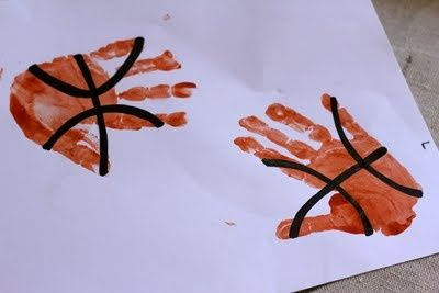Basketball Clipart & Crafts