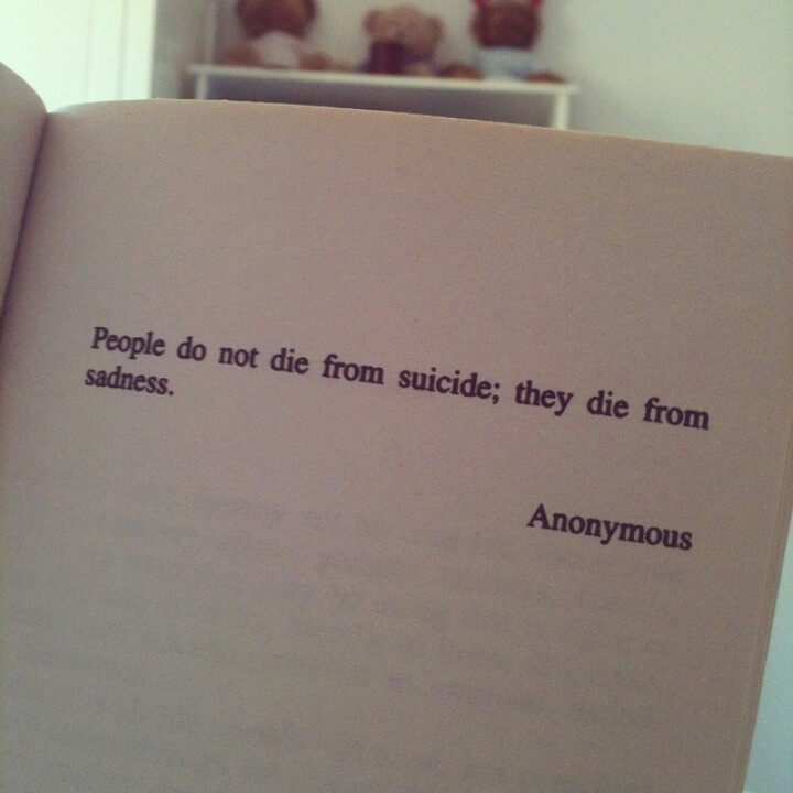 Looking for a book by people who have attempted suicide.?