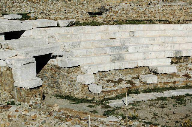 Ventimiglia (IM) - Teatro di Albintimilium