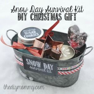 100 Holiday gift and decorating ideas for Christmas!