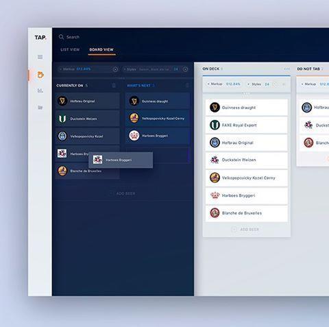 Saas board by /glebich/ #graphicdesign #design #ui #ux #webdesign #instaui…