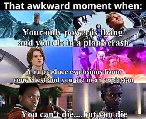 The Irony of it all. @allthingsdcmarvel  #ArchAngel #Angel #WarrenWorthington #BenHardy #Havok #AlexSummers #LucasTill #Darwin #EdiGathegi #Xmen #X2 #XMenLastStand #XmenOrigins #XmenFirstClass #TheWolverine #XmenDaysOfFuturePast #XmenApocalypse #BryanSinger #Marvel #MarvelComics #MarvelUniverse #MarvelCinematicUniverse #MarvelEntertainment #20thCenturyFox