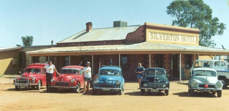 Morries take over Silverton