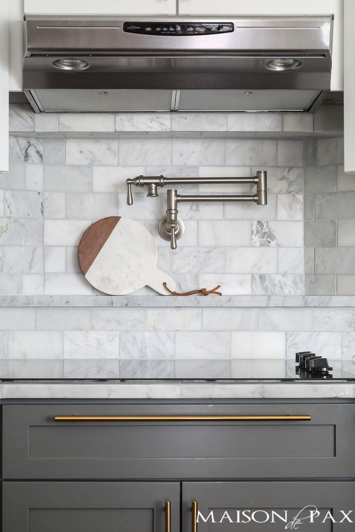 Die 154 besten Bilder zu Kitchens auf Pinterest   offene Regale ...