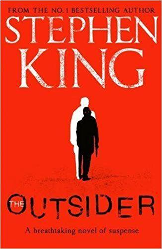 The Outsider Amazon Co Uk Stephen King 9781473676350 Books Sk