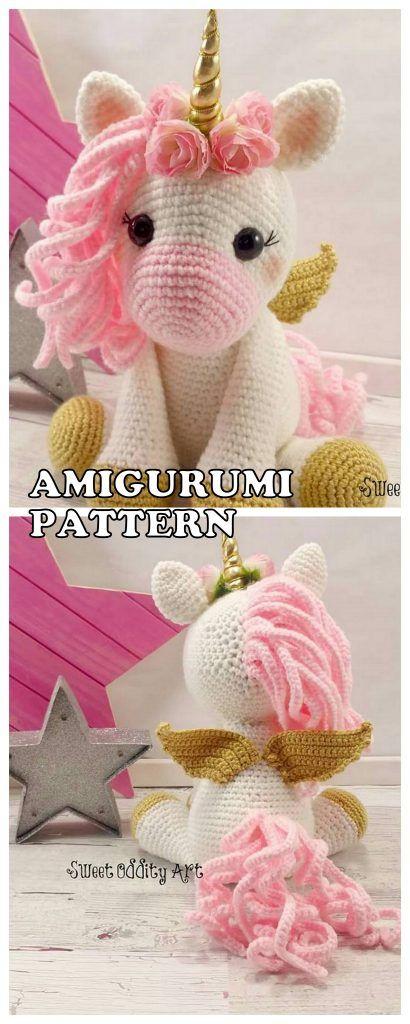 16 Los mejores patrones y tutoriales de ganchillo gratis de Amigurumi Animal Dog Dragon Bear …   – Crafting