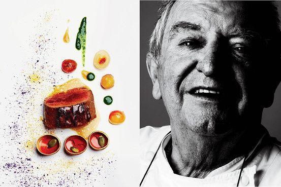 Chef Juan Mari Arzak's Heirlooms