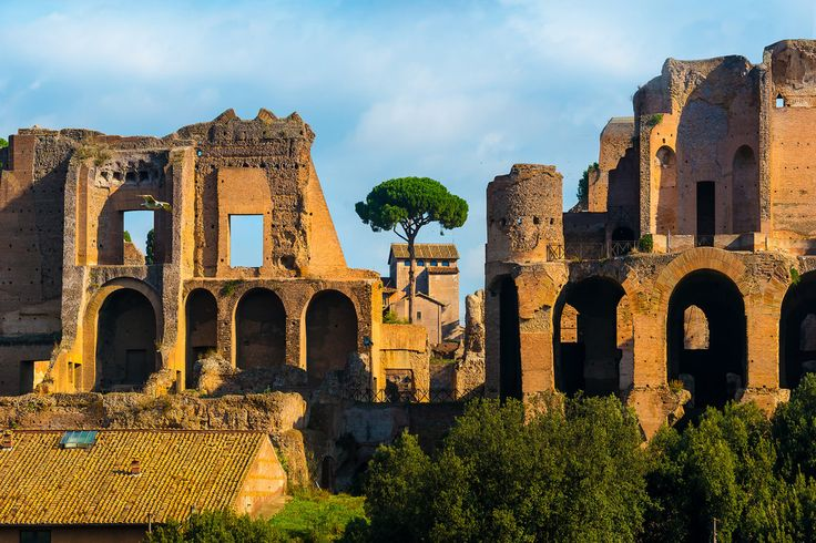 The Ancient Beauty Of Rome -  Rome, Italy