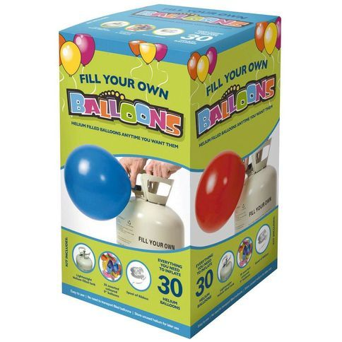Meteor Helium Balloon Kit Assorted #Shoproads #onlineshopping #Party Supplies