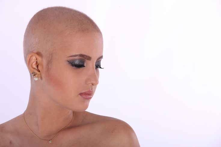 My heroine will have a bald head Her name is Hetty but is known at the start as Eve142