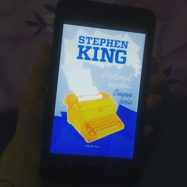 Sleepywolfread: Misterul regelui. Despre scris de Stephen King