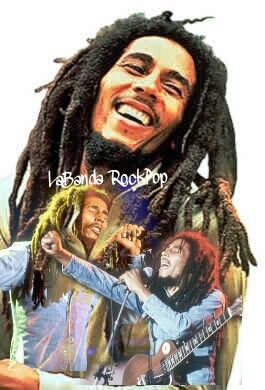 **Bob Marley** More fantastic collages, pictures, music and videos of *Bob Marley* on: https://de.pinterest.com/ReggaeHeart/