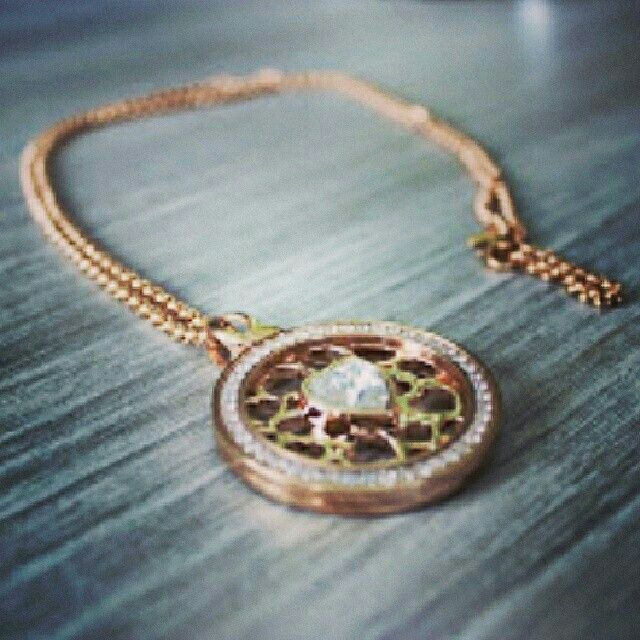 Quoins Necklace