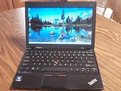 Lenovo ThinkPad X120e Laptop AMD E-350 1.60GHz 4GB RAM 320GB HD Windows 8.1
